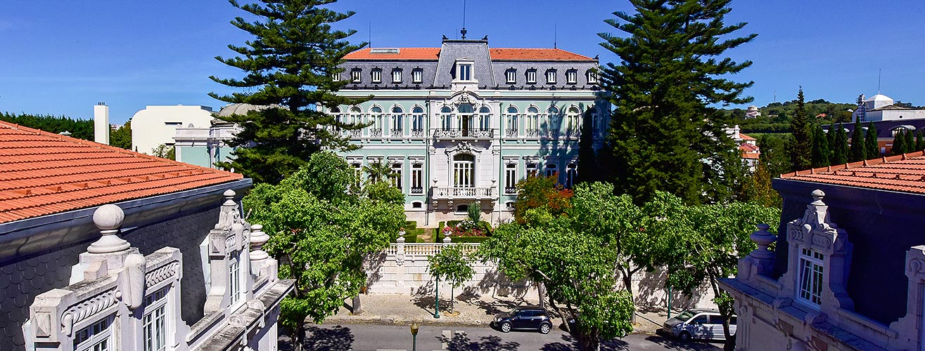 The Pestana Palace Hotel Lisbon